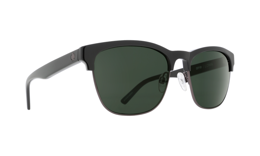 LOMA BLACK/MATTE GUNMETAL - HAPPY GRAY GREEN