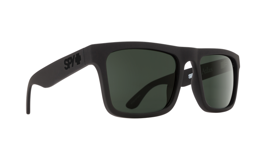 ATLAS SOFT MATTE BLACK - HAPPY GRAY GREEN POLAR