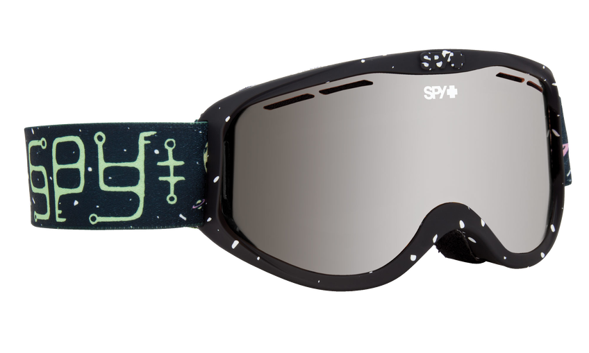 Cadet Snow Goggle - Radical Aliens/Bronze with Silver Spectra