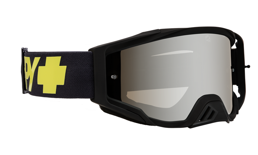 itemDesc Foundation Plus SlayCo World Record Goggle - HD Smoke with Silver Spectra Mirror with Clear Posts - HD Clear is not available for this combination