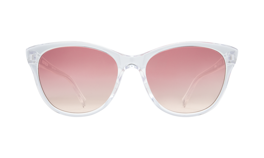 Spritzer - Clear/Pink Sunset Fade