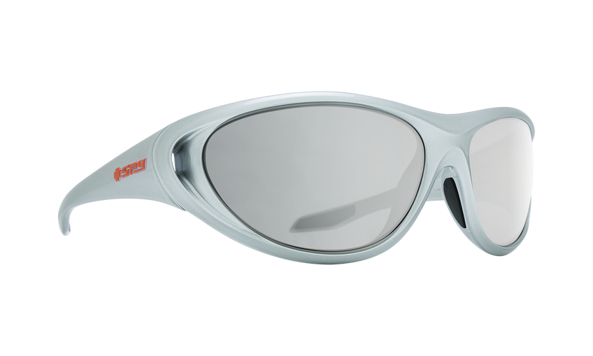 Scoop 2 Metallic Chrome-HD Plus Gray Green with Silver Spectra Mirror