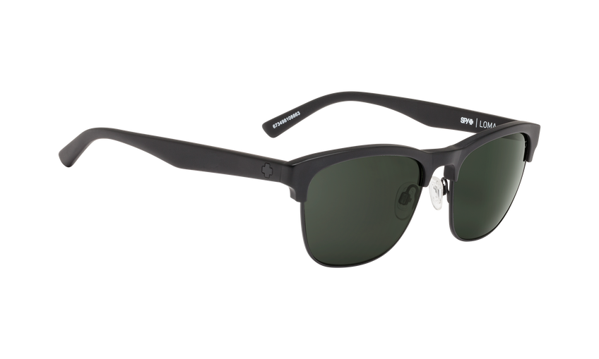 Loma - Matte Black/Black/Happy Gray Green Polar