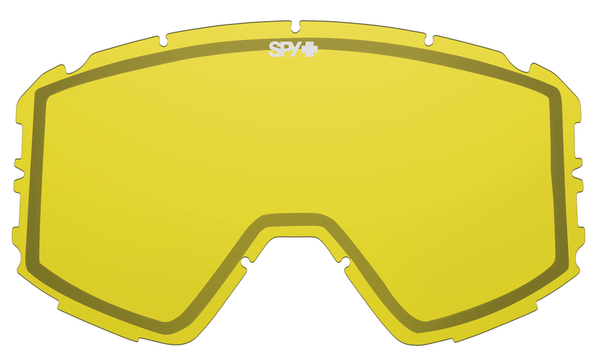 RAIDER LENS  -  HD Yellow