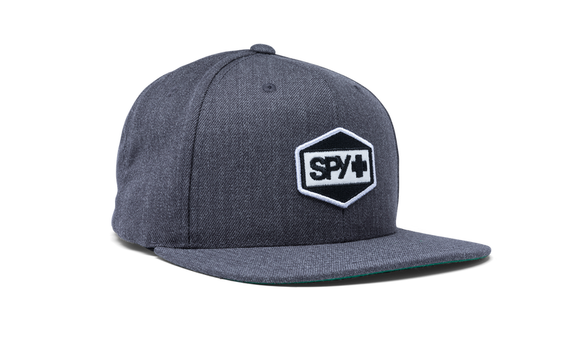 Bentley Patch Snapback Hat – Charcoal