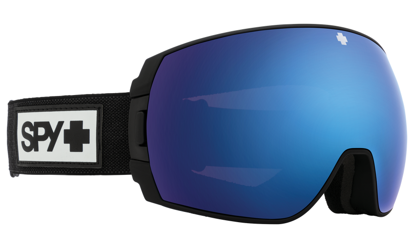 Legacy SE Snow Goggle - Matte Black/HD Plus Rose with Dark Blue Spectra Mirror + HD Plus LL Light Gray Green with Red Spectra Mirror