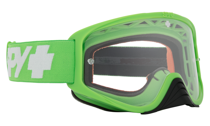 Woot MX Checkers Green - HD Clear