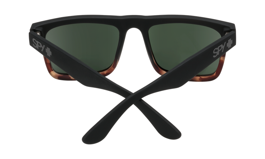 Atlas - Soft Matte Black Tort Fade/HD Plus Gray Green