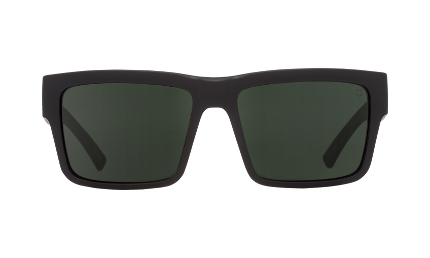 Montana Asian Fit - Soft Matte Black/Happy Grey Green Polar