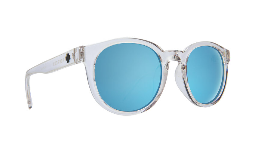 HI-FI CRYSTAL - GRAY W/LIGHT BLUE SPECTRA