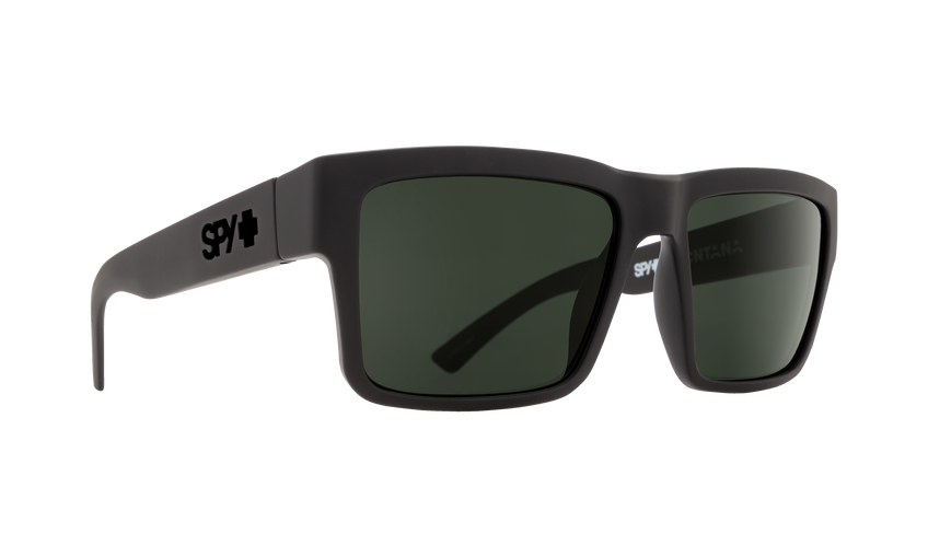 MONTANA SOFT MATTE BLACK - HAPPY GRAY GREEN POLAR