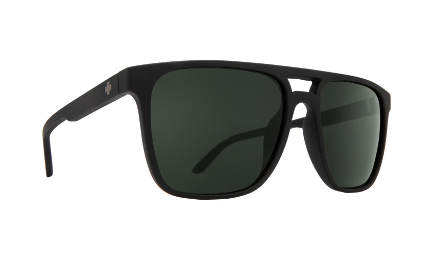 Czar Soft Matte Black-Happy Gray Green