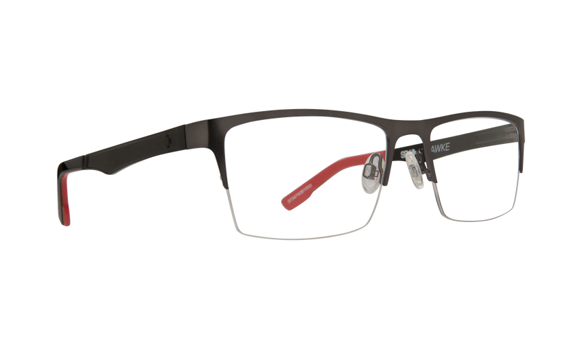 HAWKE 54 - GUNMETAL/RED