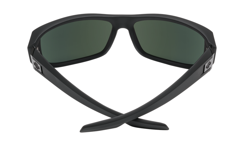MC3 - Soft Matte Black/HD Plus Gray Green Polar