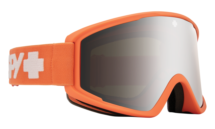 Crusher Elite Snow Goggle - Matte Coral/HD Bronze with Silver Spectra Mirror