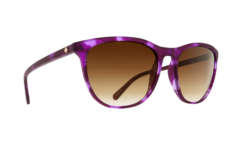 Cameo - Soft Matte Purple Tort/Happy Bronze Fade