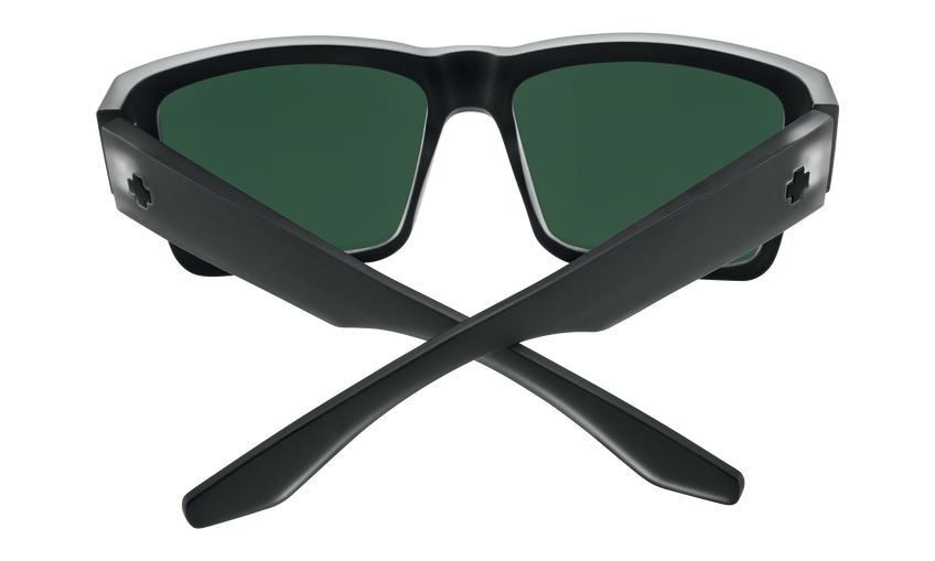 Cyrus - Matte Black Ice/Happy Gray Green Polar with Red Spectra Mirror