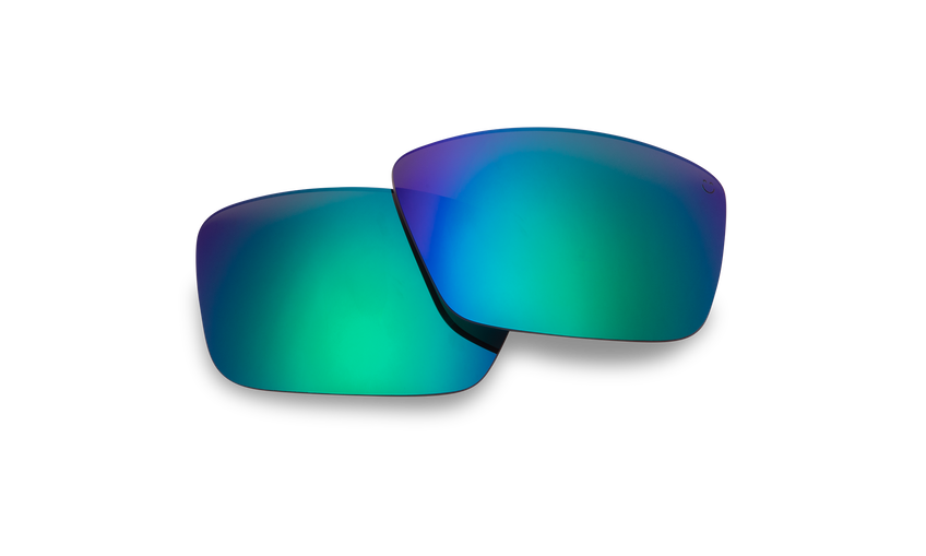 Rocky Replacement Lenses-Happy Bronze Polar W/Green Spectra Mirror