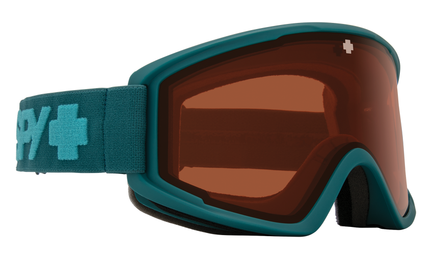 Crusher Elite Snow Goggle - Matte Teal/HD LL Persimmon