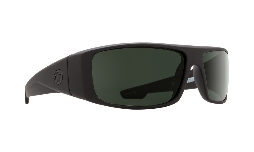 Logan - Soft Matte Black/Happy Gray Green Polar