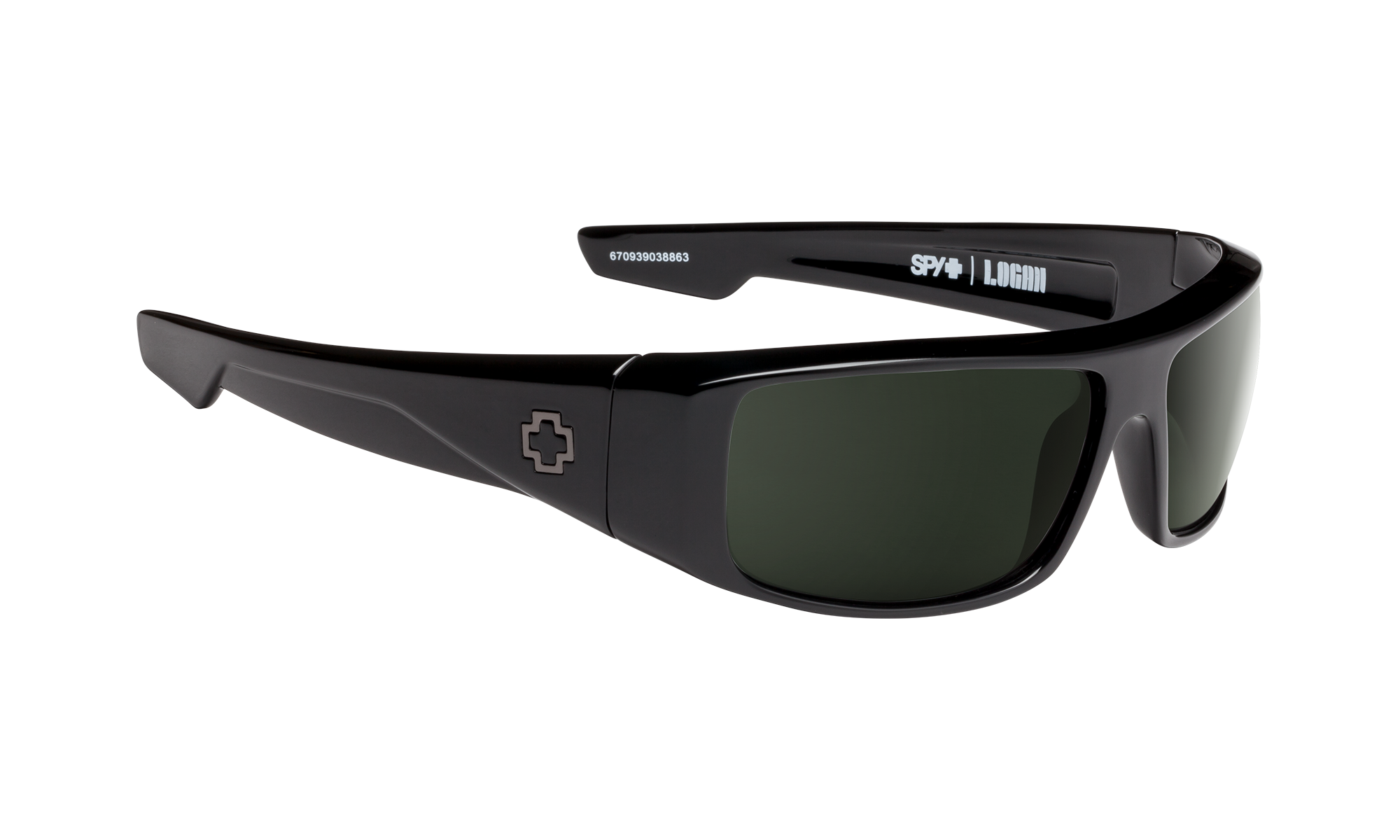 Spy Logan/black/gray Green 3UKRWBV