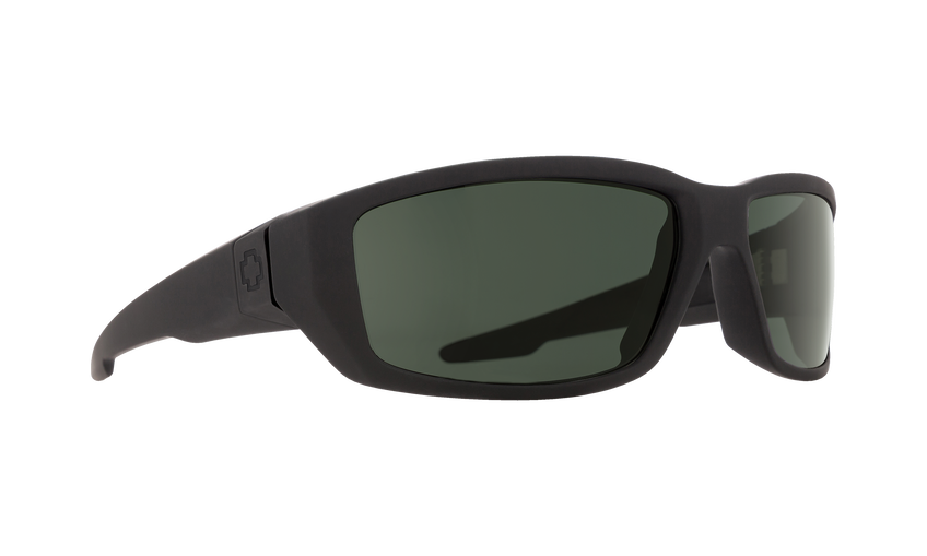 Dirty Mo SOSI Matte Black - HD Plus Gray Green