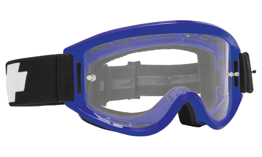 Breakaway Mx Goggle - Blue/Clear AFP
