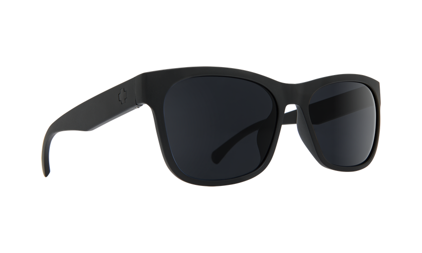 SUNDOWNER MATTE BLACK - GRAY