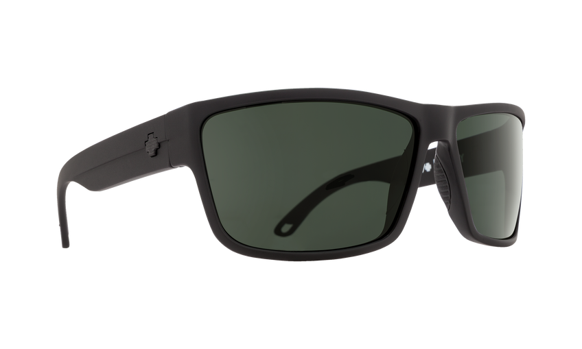 Rocky - Matte Black/HD Plus Gray Green Polar
