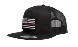 Thin Red Line Flag Classic Trucker, , hi-res