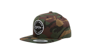 Circle Snapback Hat, , hi-res