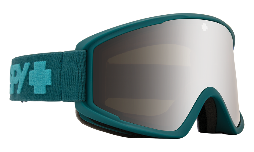 Crusher Elite Snow Goggle - Matte Teal/HD Bronze with Silver Spectra Mirror