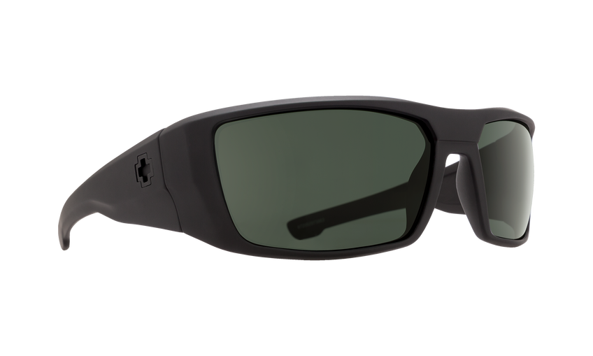 Dirk SOSI Ansi RX Matte Black - HD Plus Gray Green