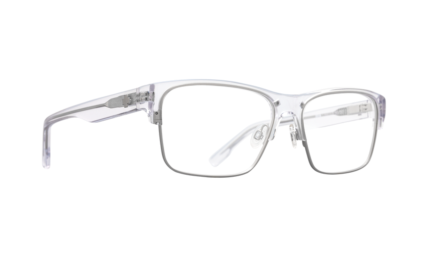 Brody 5050 57 - Crystal Matte Silver