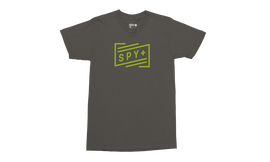 Modern Lines Tee, Heavy Metal w/ Light Green, hi-res