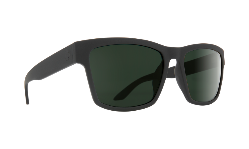 Haight 2 SOSI Matte Black - HD Plus Gray Green