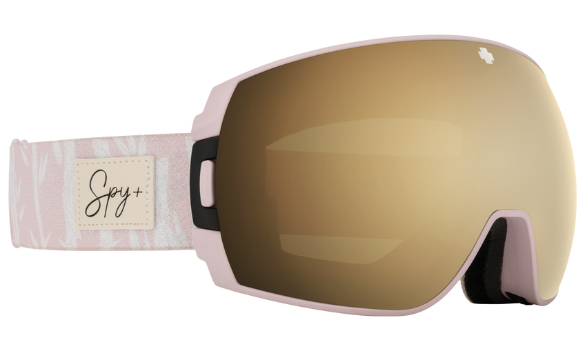 Legacy SE Snow Goggle - Helen Schettini/HD Plus Bronze with Gold Spectra Mirror + HD Plus LL Persimmon with Silver Spectra Mirror