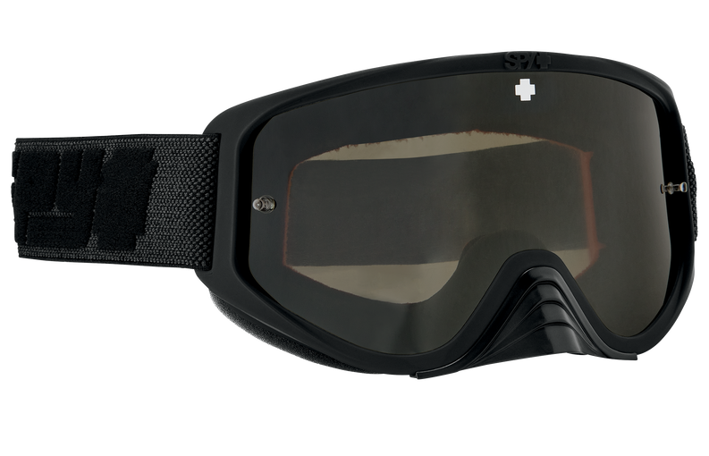 Woot Race Reverb Onyx - HD Smoke with Black Spectra Mirror - HD Clear